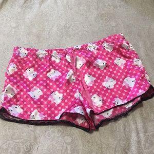 Other - Hello Kitty Sleep Shorts